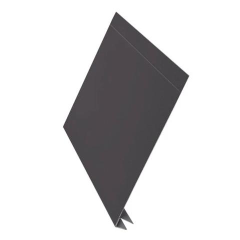 J - фаска Аквасистем оцинкованная с полимерным покрытием PURAL MATT 2 м
