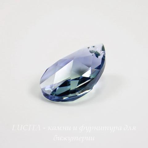 6106 Подвеска Сваровски Капля Provence Lavender/Chrysolite Blend (22 мм)