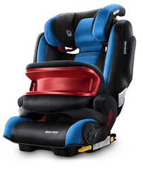 Автокресло детское RECARO Monza Nova IS Seatfix Saphir (6148.21212.66)
