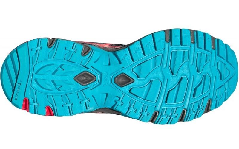 Женские кроссовки внедорожники Asics Gel-Sonoma 2 (T684N 5106) синие фото
