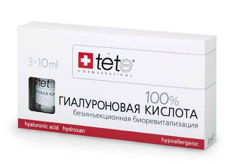 Tete Hyaluronic Acid 100% - Гиалуроновая кислота 100%