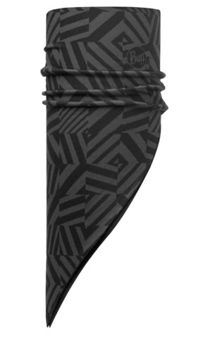Шарф-бандана из полартека Buff Bandana Polar Platinum Graphite