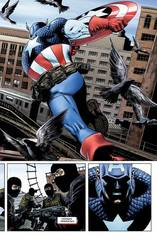 Капитан Америка. Зимний солдат