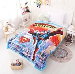 Супермен одеяло детское