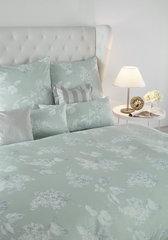 Постельное белье 1.5 спальное Curt Bauer Flieder зеленое