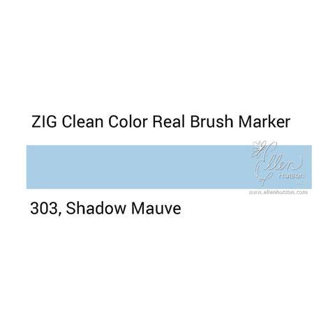 Маркер акварельный ZIG Clean Color Real Brush- штучно - 303