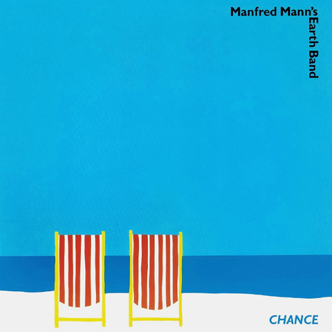Manfred Mann's Earth Band / Chance (LP)