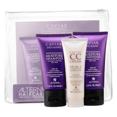 Alterna Caviar СС cream Moisture Travel Set - Набор «Активное увлажнение и восстановление»
