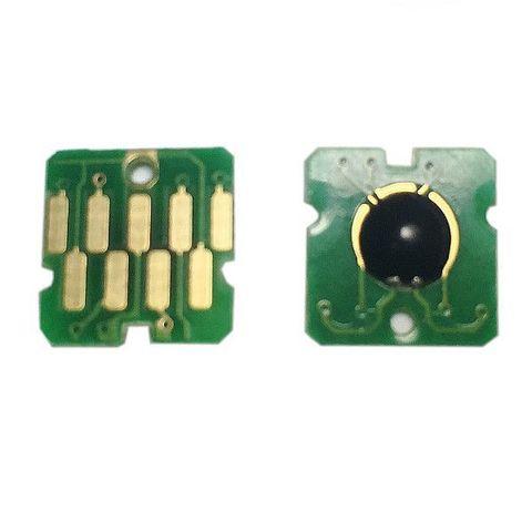 Чип для для емкости с отработанными чернилами к Epson SureColor SC-T3000, T5000, T7000, SC-T3200, T5200, T7200, SC-B6000, SC-F6000, SC-P10000, SC-P20000, не обнуляемый, одноразовый