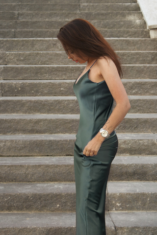 silk-slip-dress-green