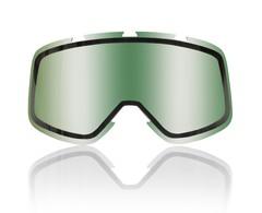 Стекло Shark RAW/Vancore/Drak/Explore-R, зеркальный зеленый иридиум