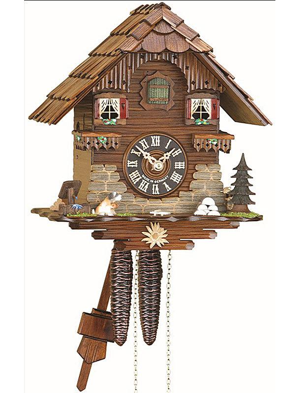 Часы настенные Часы настенные с кукушкой Trenkle 1501 chasy-nastennye-s-kukushkoy-trenkle-1501-germaniya.jpg