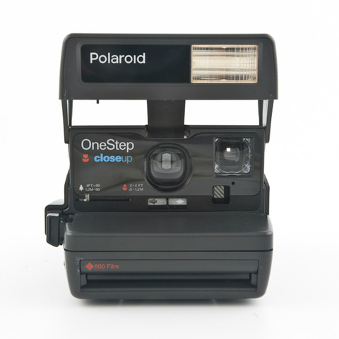 Polaroid One Step Clouse Up