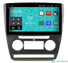 Штатная магнитола для Skoda Octavia A5 04-13 на Android 6.0 Parafar PF005Lite
