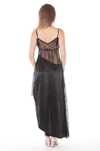 Сорочка женская  MIA-MIA Milana Милана 17668 черный