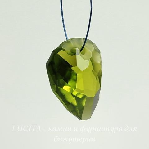 6190 Подвеска Сваровски Rock Olivine (23 мм) ()