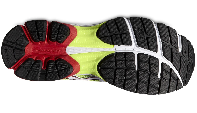 Мужские кроссовки для бега Asics Gel-Pulse 6 (T4A3N 0401) желтые фото