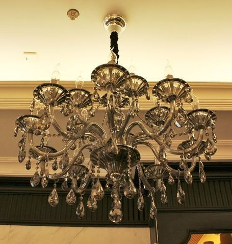 murano chandelier  SYLCOM 11-09  by Arlecchino Arts ( HK)