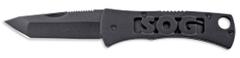 Складной нож SOG Мод. MICRON II TANTO BLACK 97076
