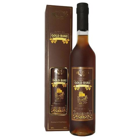 Konyak Gold Baku 500 ml