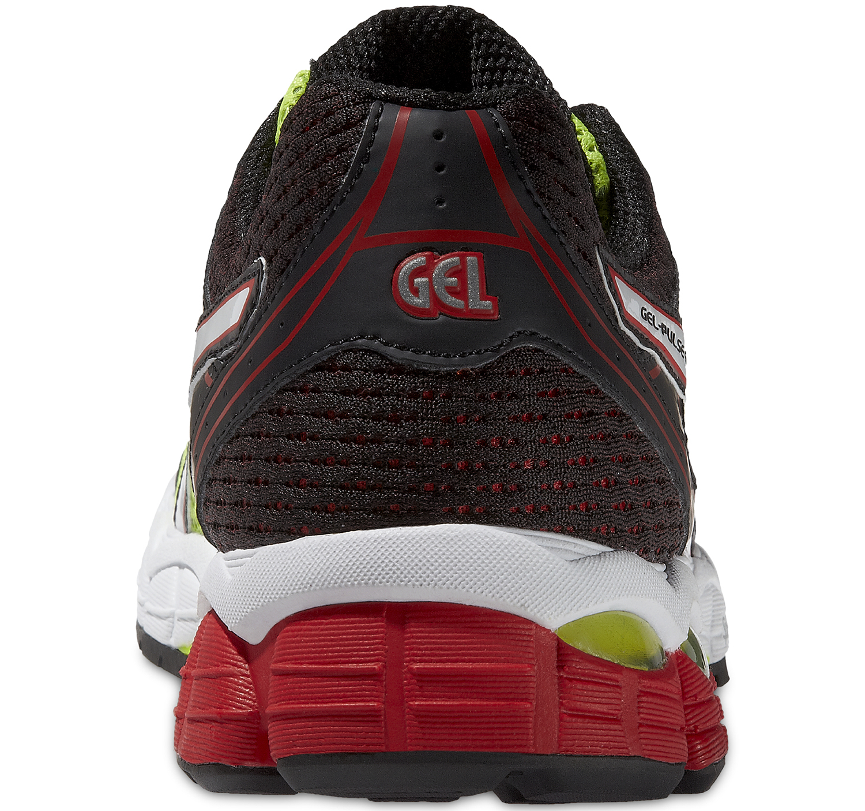 Мужские спортивные кроссовки Asics Gel-Pulse 6 (T4A3N 0401) желтые фото