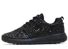 Кроссовки Женские Nike Roshe Run Black DIAMONDBACK