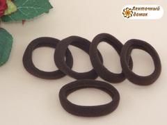 Резинки бесшовные шоколадные