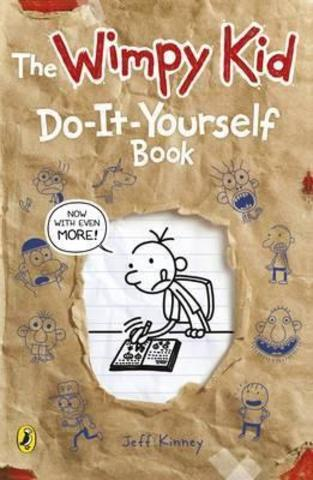 Diary of a Wimpy Kid-Do-It-Yourself Book