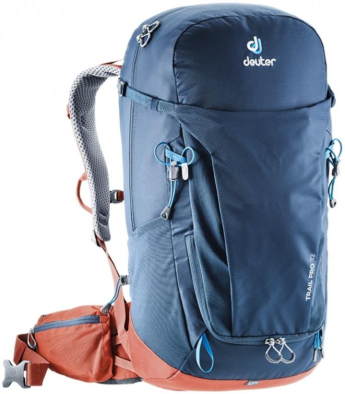 Туристические рюкзаки легкие Рюкзак Deuter Trail Pro 32 (2019) image2__8_.jpg
