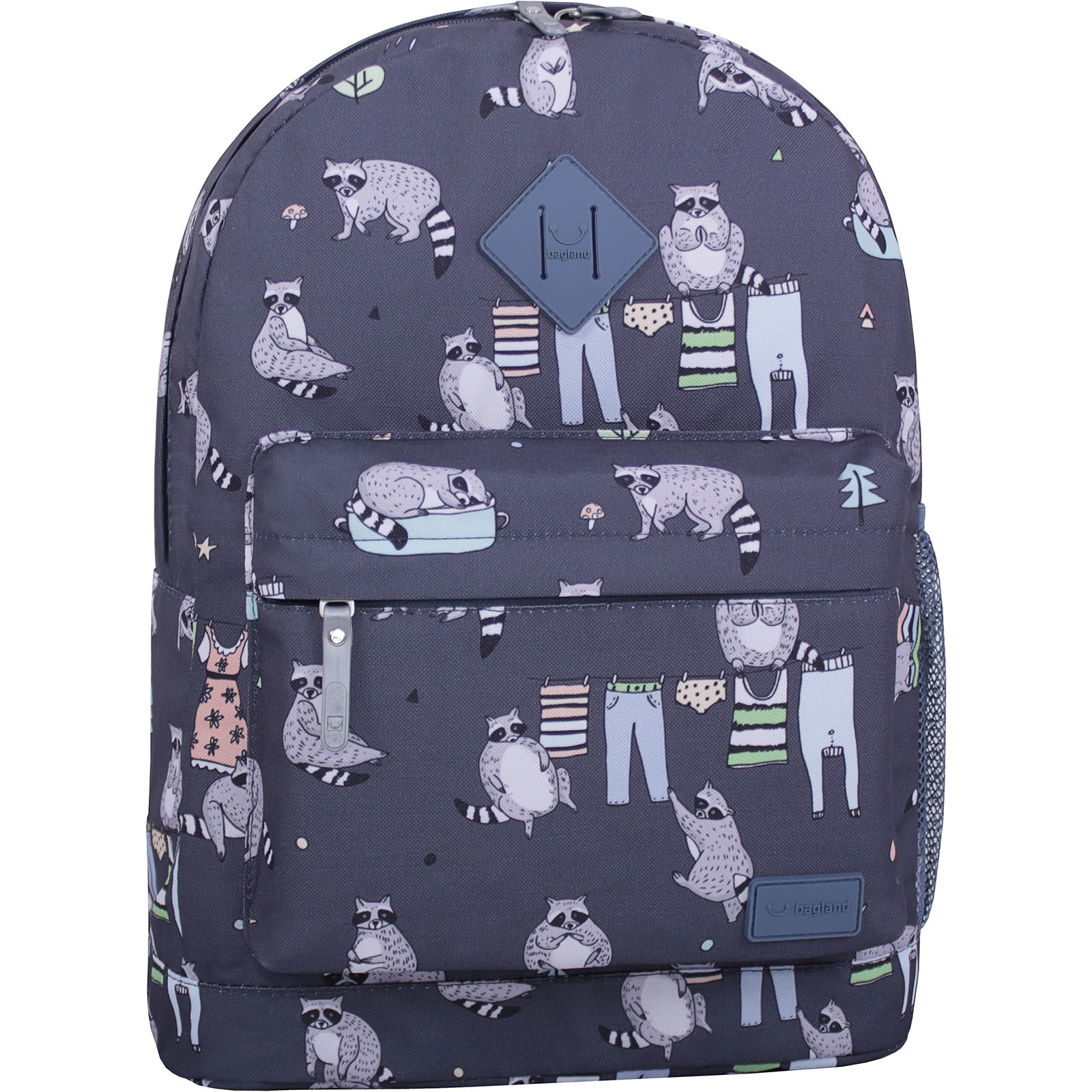 Городские рюкзаки Рюкзак Bagland Молодежный (дизайн) 17 л. сублімація 220 (00533664) IMG_2705_суб.220_.JPG