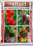 Грунт Veltorf для томатов и перцев 10 л