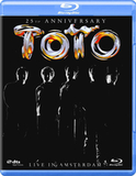 Toto / 25th Anniversary: Live In Amsterdam (Blu-ray)