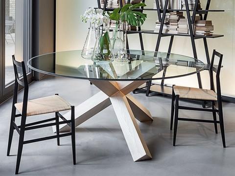 replica table  LOFTER CROSS ( by Steel Art )