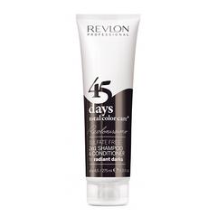 Revlon Professional Shampoo&Conditioner Radiant Dark - Шампунь-кондиционер для темных оттенков