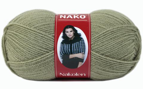 Купить Пряжа Nako Nakolen Код цвета 5054 | Интернет-магазин пряжи «Пряха»