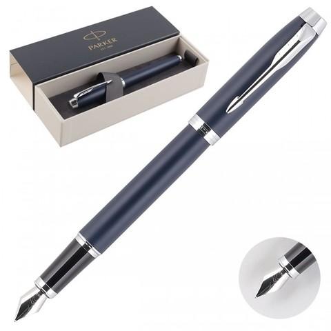 1931647 Parker IM Core Matte Blue CT Перьевая ручка