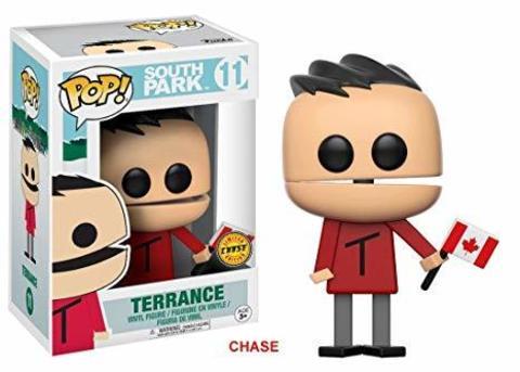 Terrance Funko Pop! Vinyl Figure || Терранс (Chase Limited Edition)
