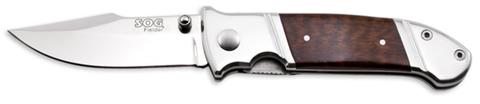 Купить Складной нож SOG Мод. FIELDER MINI 97090 по доступной цене