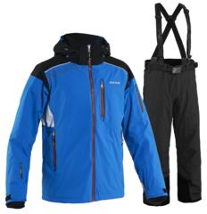 Мужской горнолыжный костюм 8848 Altitude 710833-712208 синий-черный