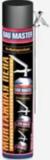 Пена монтажная BAU MASTER 750мл (12шт/кор)