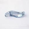 6525 Подвеска Сваровски Wave Crystal Blue Shade (19 мм)