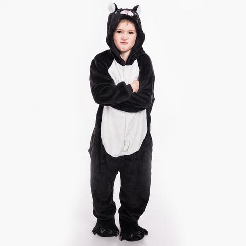 Черный кот детский