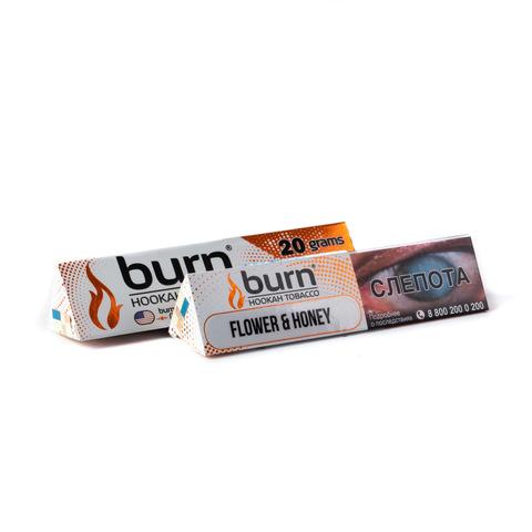 Табак Burn Flower Honey (Мёд с цветочным послевкусием) 20 г