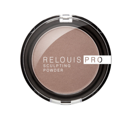 РЕЛОУЗ Пудра скульптор RELOUIS PRO sculpting powder тон 01UNIVERSAL