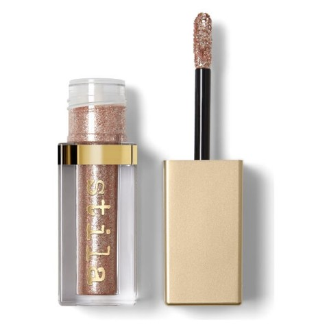 Жидкие тени  Stila Magnificent Metals Glitter & Glow Rose Gold Retro