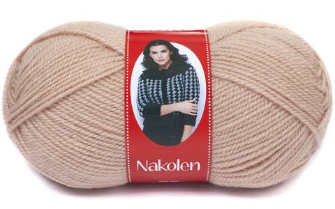 Купить Пряжа Nako Nakolen Код цвета 10390 | Интернет-магазин пряжи «Пряха»