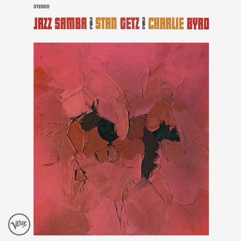 Stan Getz & Charlie Byrd / Jazz Samba (LP)