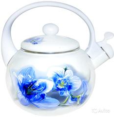 Чайник эмалир. Чудесница ЭЧ-2510 сорт 2