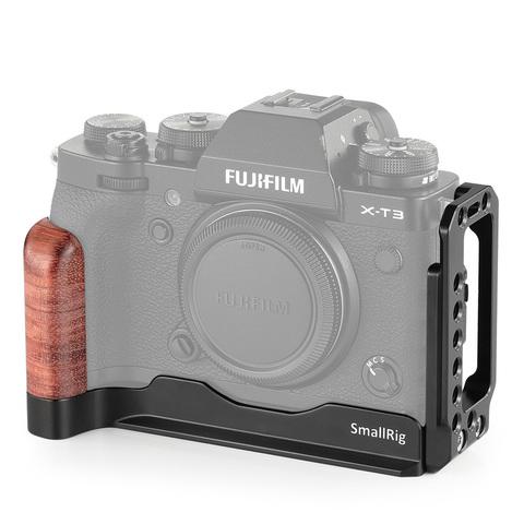 Доп хват/L-кронштейн SmallRig для камер Fujifilm X-T3 и X-T2