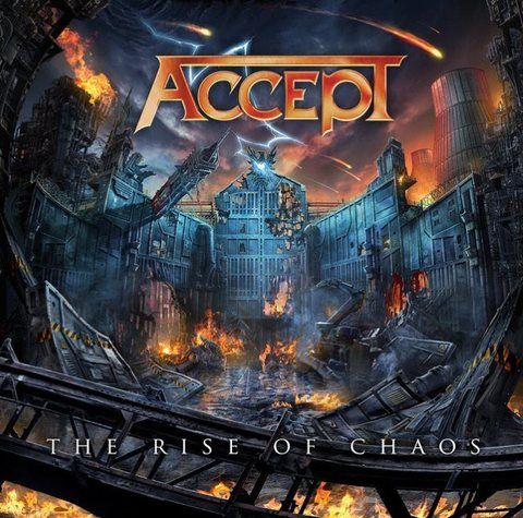 Accept / The Rise Of Chaos (RU)(CD)